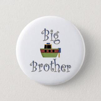 Bóton Redondo 5.08cm Barco bonito do big brother