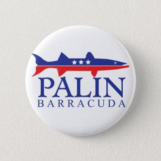 Bóton Redondo 5.08cm Barracuda de Sarah Palin