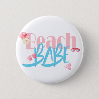 Bóton Redondo 5.08cm Beach-Babe.gif