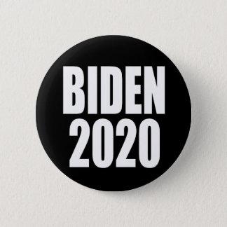 """Bóton Redondo 5.08cm """"BIDEN 2020"""" botão de 2,25 polegadas"""