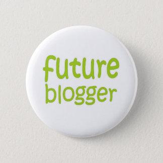 Bóton Redondo 5.08cm blogger futuro