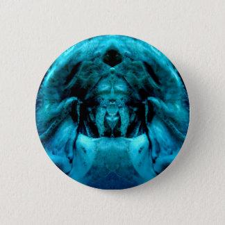 Bóton Redondo 5.08cm blue dämon