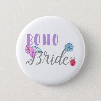 Bóton Redondo 5.08cm Boho-Bride.gif