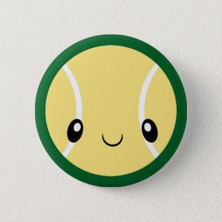 Bóton Redondo 5.08cm Bola de tênis de Emoji
