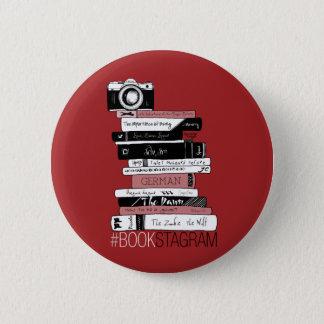Bóton Redondo 5.08cm Bookstagram