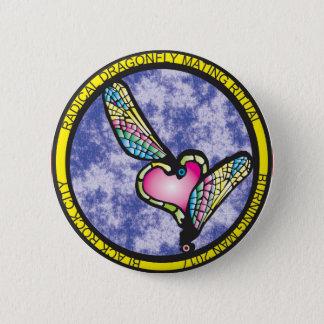 Bóton Redondo 5.08cm Botão 1,4 da libélula
