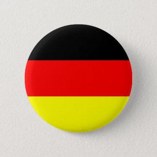Bóton Redondo 5.08cm Botão alemão da bandeira