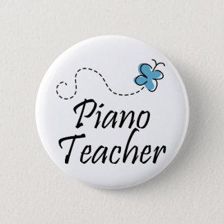 Bóton Redondo 5.08cm Botão bonito do professor de piano