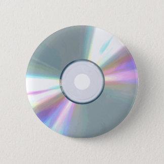 Bóton Redondo 5.08cm Botão CD