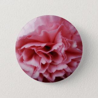 Bóton Redondo 5.08cm Botão cor-de-rosa do cravo