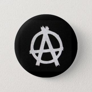 Bóton Redondo 5.08cm botão da anarquia