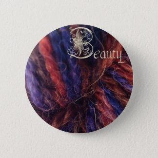 Bóton Redondo 5.08cm botão da beleza, madrasta má