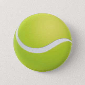 Bóton Redondo 5.08cm Botão da bola de tênis