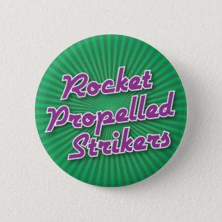 Bóton Redondo 5.08cm Botão da boliche: Rocket propeliu grevistas