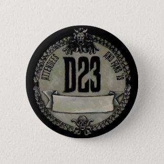 Bóton Redondo 5.08cm Botão da identificação da expo de A&F