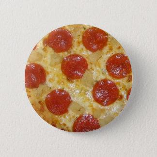 Bóton Redondo 5.08cm Botão da pizza - personalize