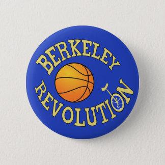 Bóton Redondo 5.08cm Botão da revolução de Berkeley
