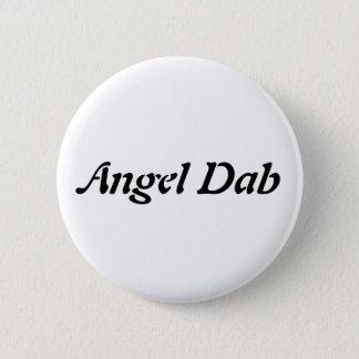 Bóton Redondo 5.08cm Botão da solha do anjo