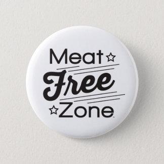 Bóton Redondo 5.08cm Botão da zona franca da carne