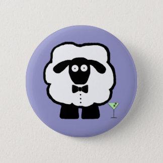 Bóton Redondo 5.08cm Botão de 00 carneiros