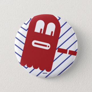 Bóton Redondo 5.08cm botão de 8 bits do FANTASMA