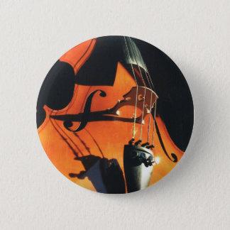 Bóton Redondo 5.08cm Botão de aparecimento do violoncelo