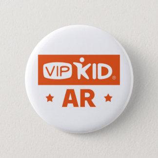 Bóton Redondo 5.08cm Botão de Arkansas VIPKID