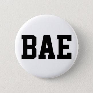 Bóton Redondo 5.08cm Botão de BAE