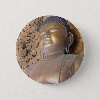 Bóton Redondo 5.08cm Botão de Buddha