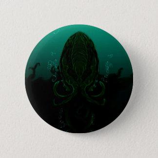 Bóton Redondo 5.08cm Botão de Cthulhu