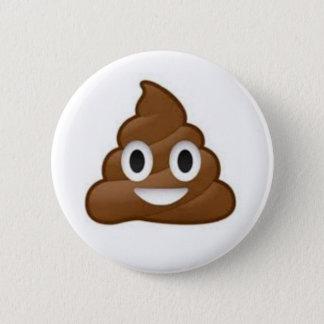 Bóton Redondo 5.08cm Botão de Emoji do tombadilho