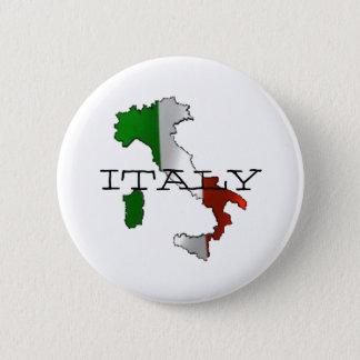 Bóton Redondo 5.08cm Botão de ITALIA