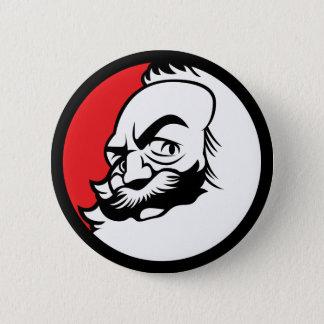 Bóton Redondo 5.08cm Botão de Karl Marx do Anime