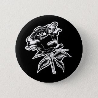 Bóton Redondo 5.08cm Botão de MARC VACHON BLACKROSE