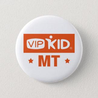 Bóton Redondo 5.08cm Botão de Montana VIPKID