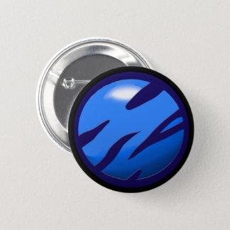 Bóton Redondo 5.08cm Botão de Netuno