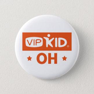 Bóton Redondo 5.08cm Botão de Ohio VIPKID