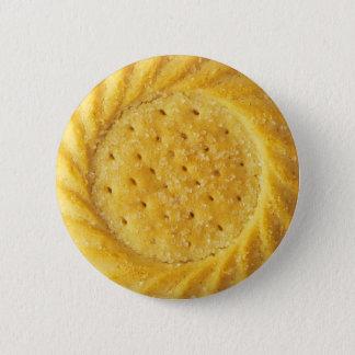 Bóton Redondo 5.08cm Botão de Pinback do biscoito do Shortbread