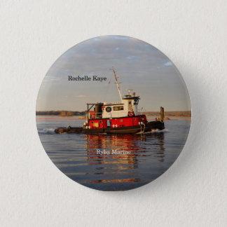 Bóton Redondo 5.08cm Botão de Rochelle Kaye
