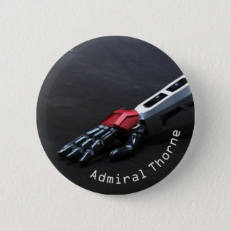Bóton Redondo 5.08cm Botão de Thorne