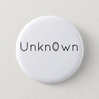 Bóton Redondo 5.08cm Botão de Unkn0wn