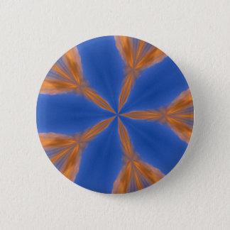 Bóton Redondo 5.08cm Botão do caleidoscópio
