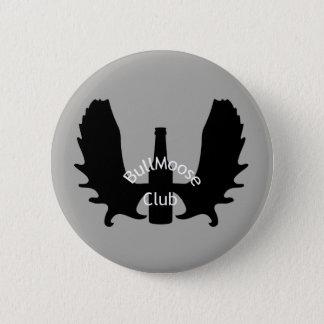 Bóton Redondo 5.08cm Botão do clube de BullMoose