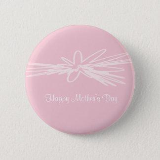 Bóton Redondo 5.08cm Botão do dia das mães