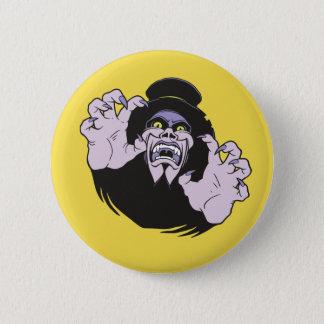 Bóton Redondo 5.08cm Botão do filme de terror do Dr. Jekyll Sr. Hyde
