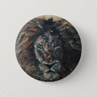 Bóton Redondo 5.08cm Botão do leão