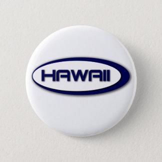 Bóton Redondo 5.08cm Botão do Oval de Havaí