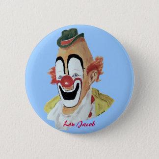 Bóton Redondo 5.08cm Botão do palhaço de Lou Jacob