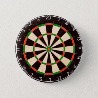 Bóton Redondo 5.08cm Botão do Pin do crachá do Dartboard
