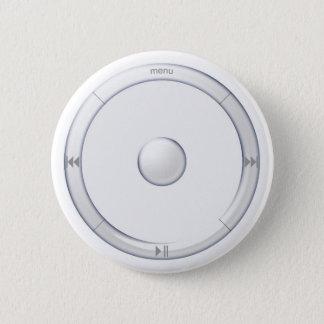 Bóton Redondo 5.08cm botão do seletor de iPod
